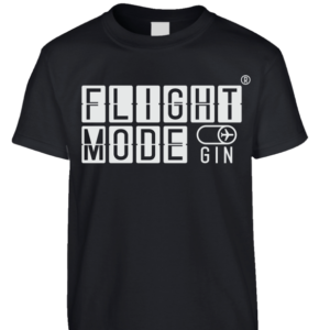 FLIGHT MODE GIN shirt